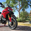 Andy's 2010 Multistrada 1200S Sport : My Multistrada 1200S Sport........no surprises there then :-)