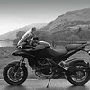 "2010 Black Multistrada 1200S - ""Loch & Isles"" by 'Technomad' (aka RichardH)