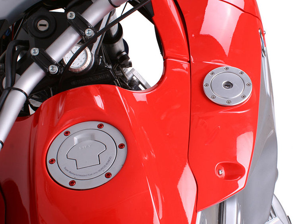 Wunderlich auxhiliary (aux) R1200GS fuel tanks - fuel tank conversion