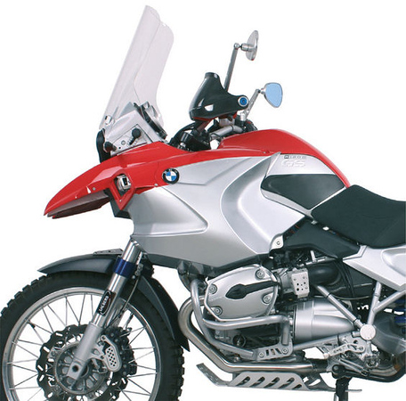 Wunderlich R1200GS fuel tank conversion - Jararaca 18