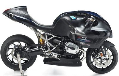 Canjamoto BMW R1200S Scorpion 'concept' motorcycle